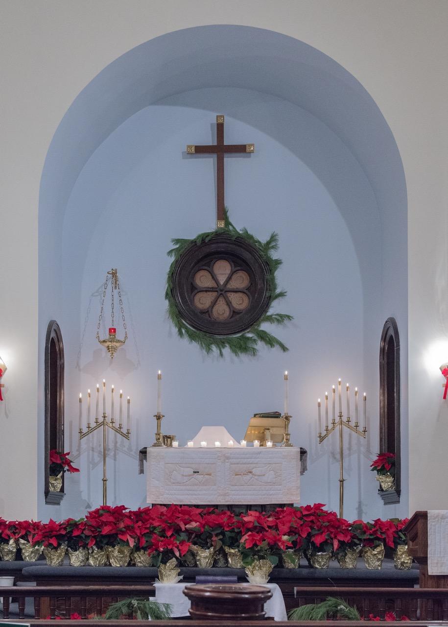 Altar Guild Spruce Run Evangelical Lutheran Zion Church